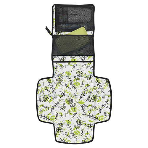 munchkin-travel-diaper-changing-kit-green-floral